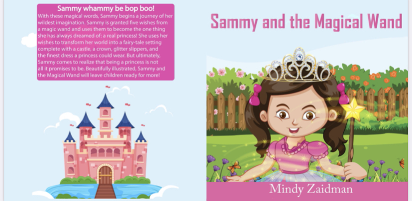 Sammy and the Magical Wand Book Review