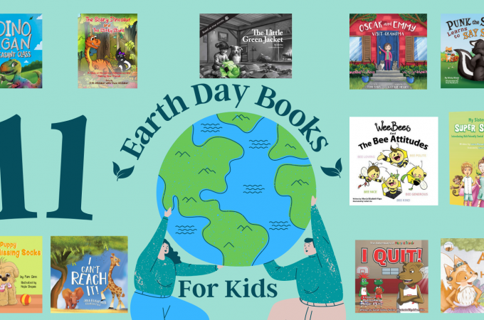 earth day books for kids