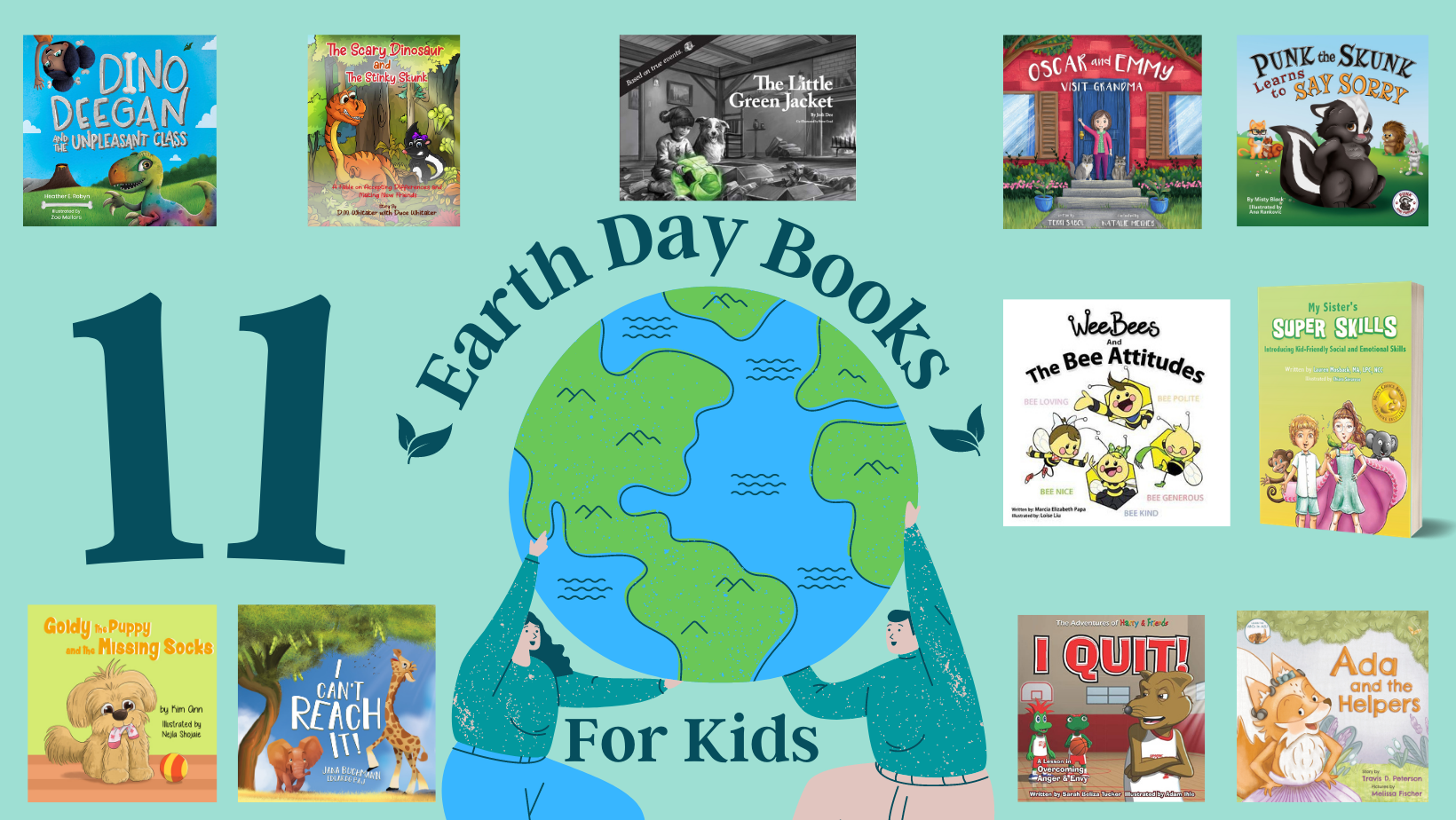 11 Excellent Earth Day Books For Kids