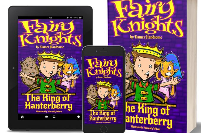 Fairy Knights: The King of Kanterberry