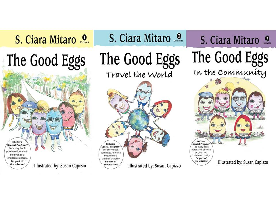 The Good Eggs Book Review