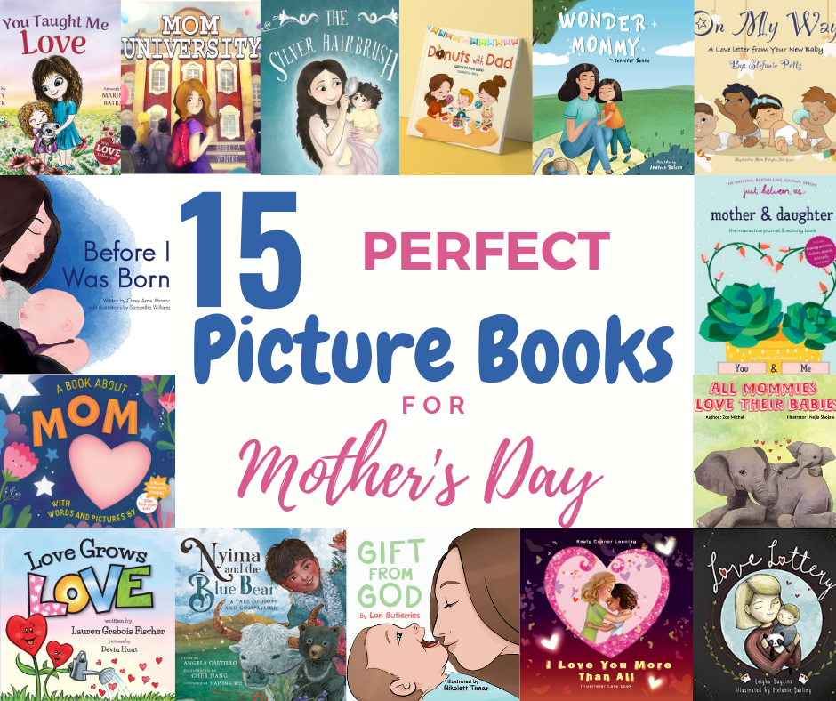 15 Perfect Picture Books for Mother's Day