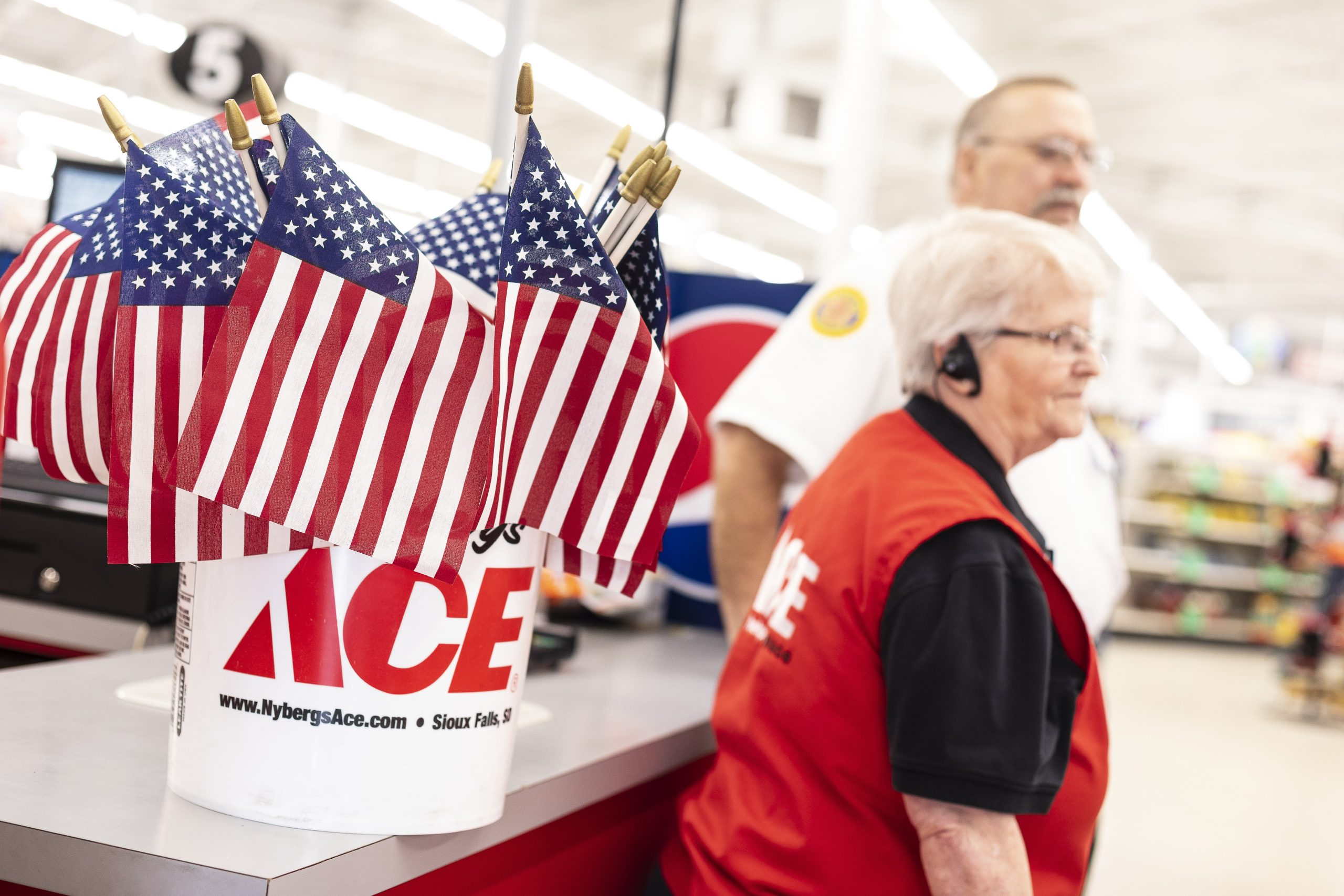 Ace Hardware Honors Fallen Heroes With 1 Million American Flags