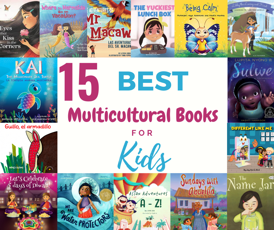 The 15 Best Multicultural Picture Books For Kids