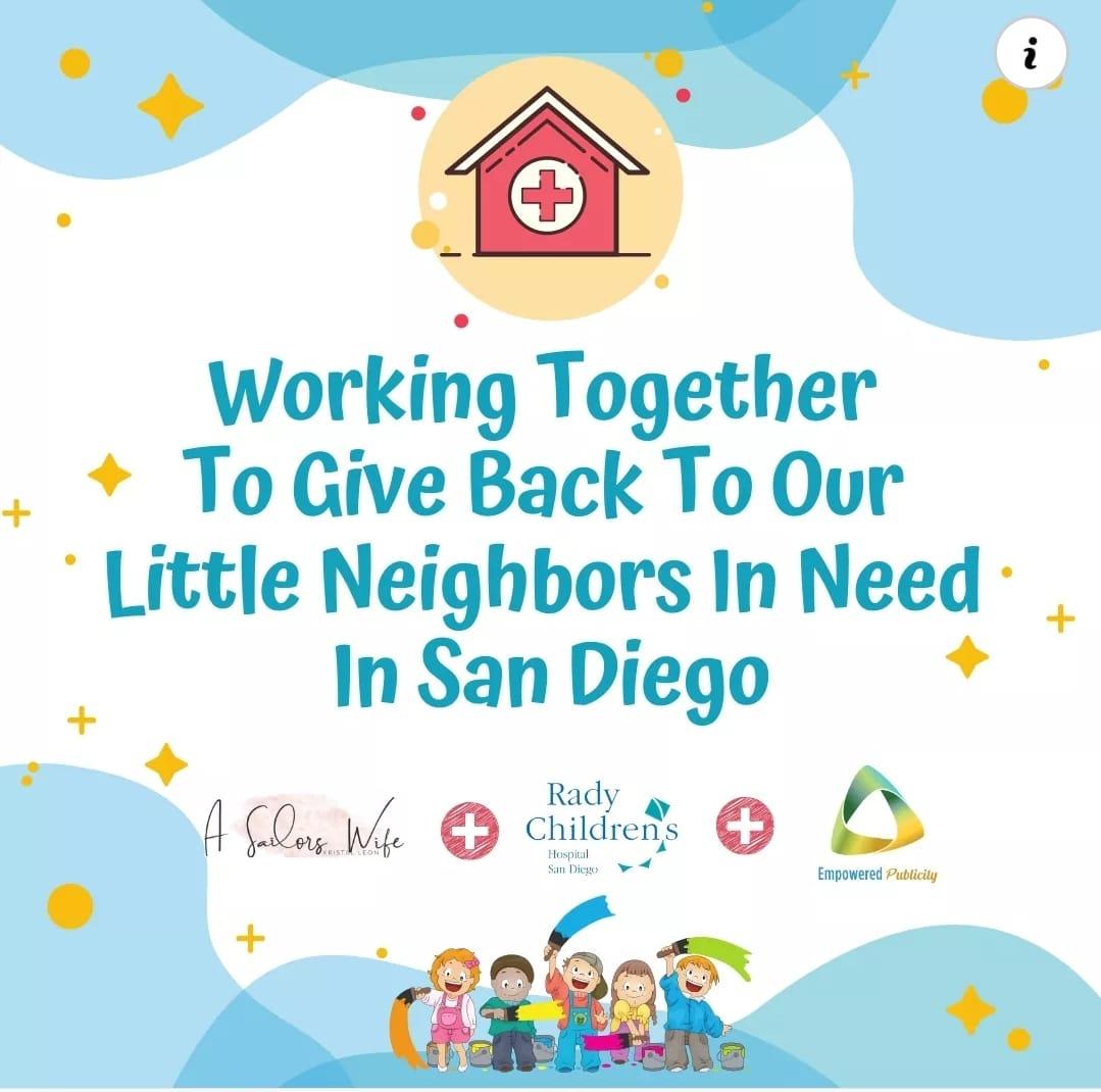 Light the Way Rady Children's Hospital-San Diego