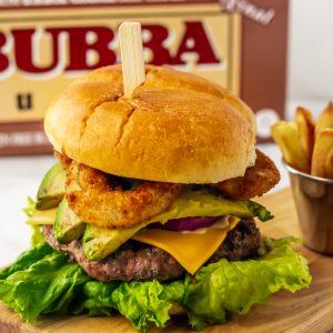 bubba southwest burger recipe