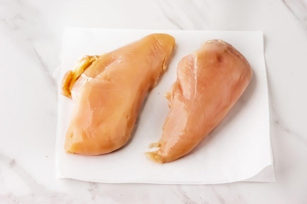 spicy taki crusted chicken sandwich